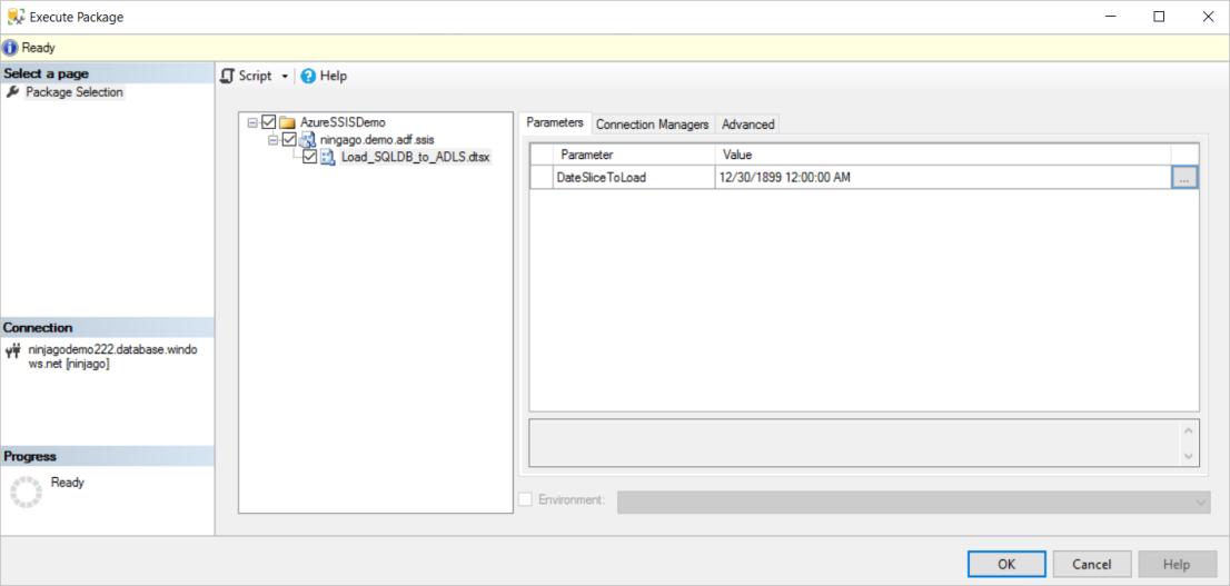 SSIS/SSAS/SSRS/MDX – Azure Data Ninjago