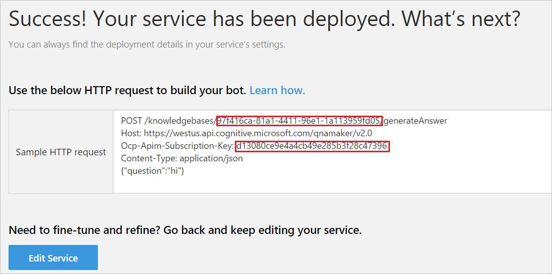 Build a Power BI Knowledge Base Bot Using Microsoft Bot